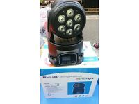 Led Moving Heas Lught