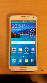 Samsung S5 for sale good working order £130 ono