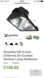 Grow light, hydroponics, OG 600W 150mm grow lite