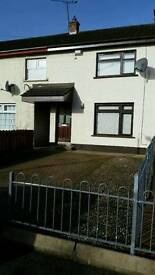 Modern 2 bedroom terrace to rent, Condiere Avenue, Connor, Ballymena