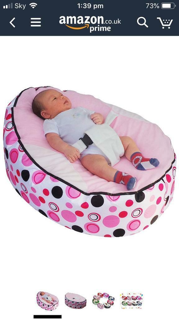 Cool Baby Bean Bag Mama Baby In Liskeard Cornwall Gumtree Bralicious Painted Fabric Chair Ideas Braliciousco
