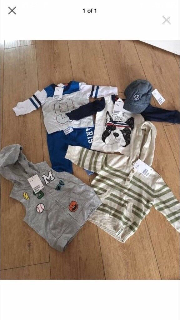 Baby bundle clothes new with tags