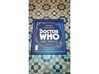 Dr Who the vault book over 75% off