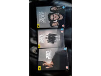 New DVD's Teenwolf: Teen Wolf: Season 3, 4 & 5 - 2 x 6 and 1 x 3 DISC Box Sets All New NOT Opened