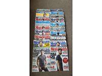 Man's health magazines