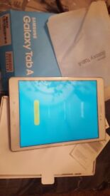 Samsung Galaxy Tab A 9.7 inch in excellent condition.