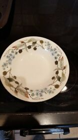 """8"""" WEDGEWOOD DISH FOR SALE"""
