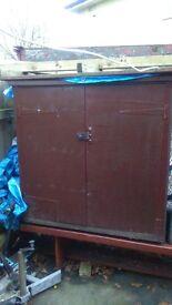 Garden log/storage box