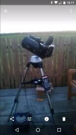 Telescope skywatcher 127 gps