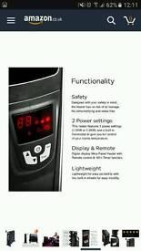 Duronic room heater