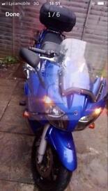 Amazing Yamaha FJR 1300