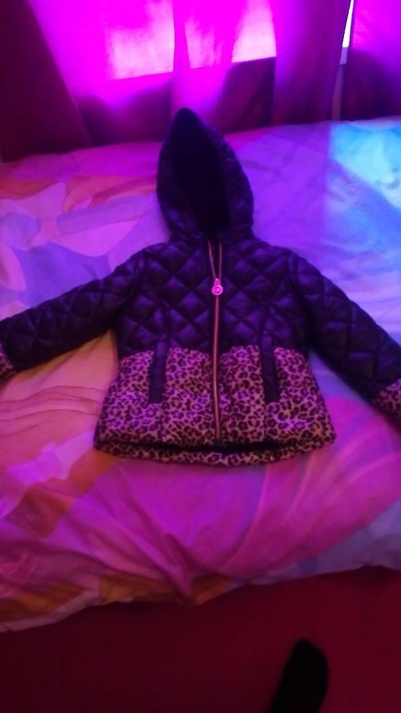 Girls 5-6 years coat Michael kors