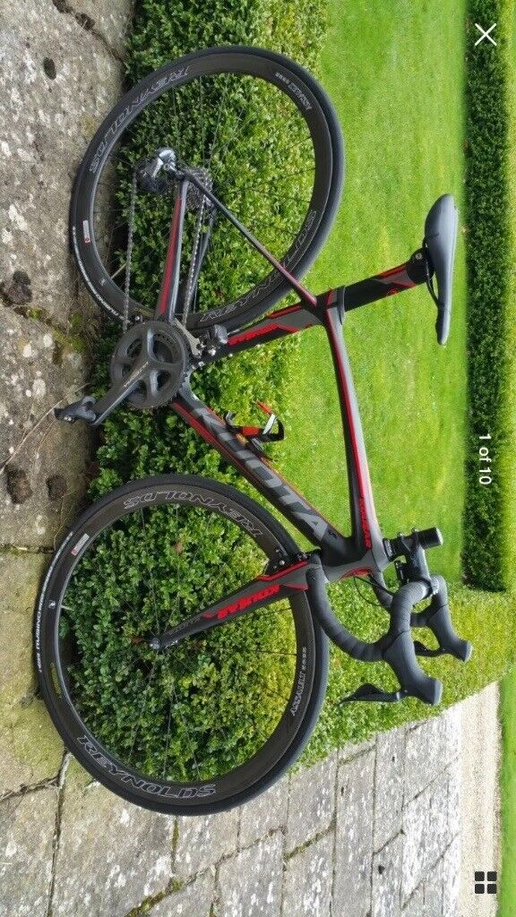 Kuota cougar carbon road bike