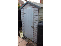 Garden shed - 6ft x 4ft