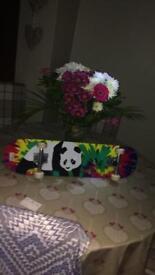 Enjoi Tie Dye Skateboard