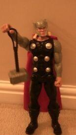 Thor figure - like new