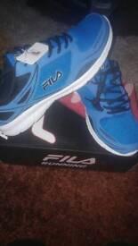 Fila running