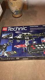 Technic Lego helicopter