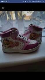 Paw patrol shoes size 8
