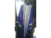 Blue Wizard Robe
