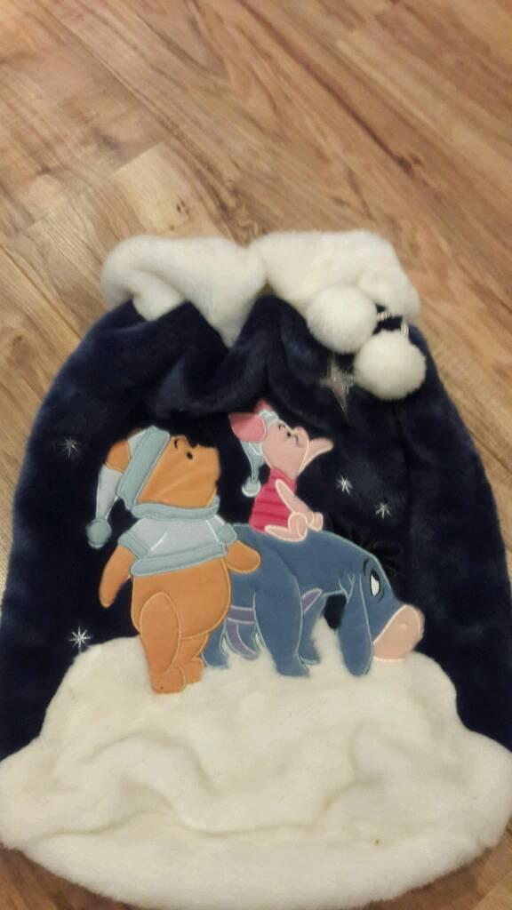 Winnie the pooh Christmas sack