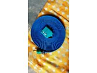 Whale Aquasource mains water hook up for Caravans