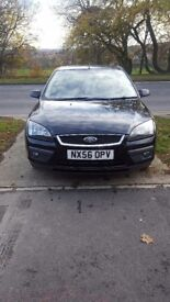Ford focus zetec low milage