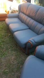 Leader Sofa 3 seater and 2 single seater