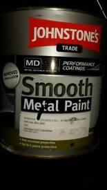 Green metal paint (as good as hammerite)