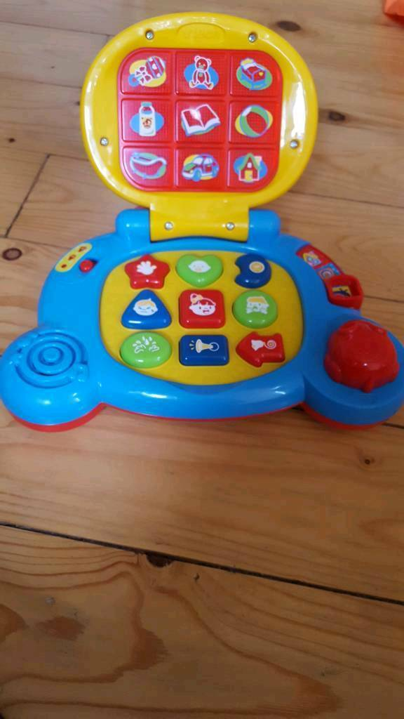 Vtech Toy Laptop In Leicester Leicestershire Gumtree