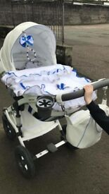 3 in 1 pram with car seat