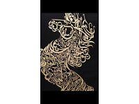 Handwork Arabic Art & Calligraphy