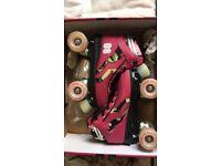 RIO ROLLER FLOWER -Limited edition- Quad Roller Skates