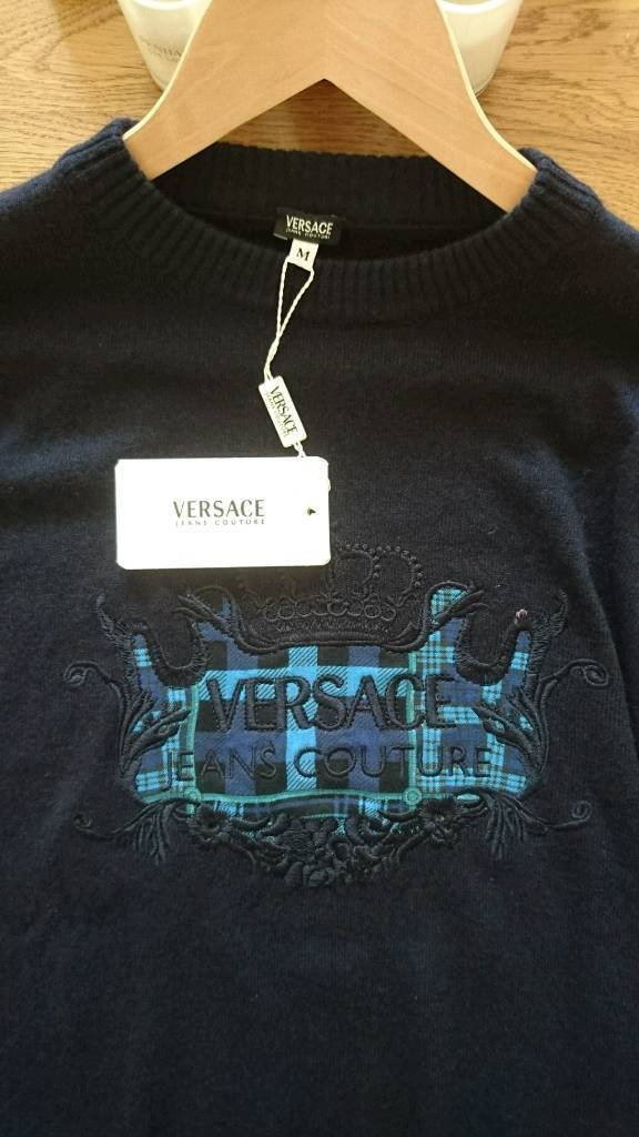 Ladies Versace jumper