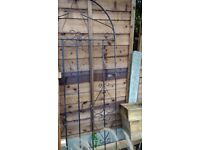 Free building material, garden gate, used fence panels, wooden door etc
