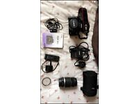 Canon EOS 500D bundle