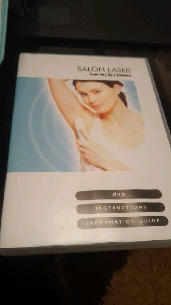 Lasar hair removal