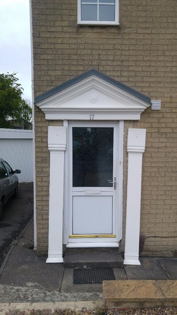 Front Or Back Door Porch Canopy