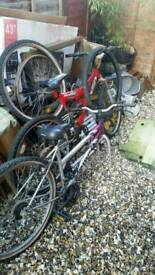 Two bikes for spares or repair