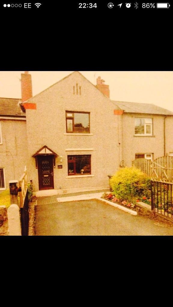 2 Bedroom House For Rent In Blackhill, Keighley