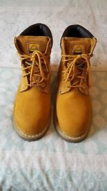 Groundwork safety boots brand new never used size 7
