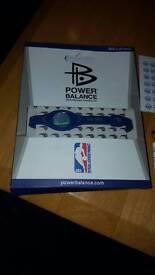 Job lot of NBA limited edition Power Balance bands
