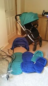 Reduced Oyster stroller/pushchair