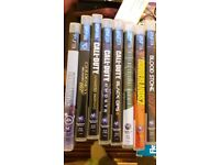 8 ps3 games to sell in one job lot £8