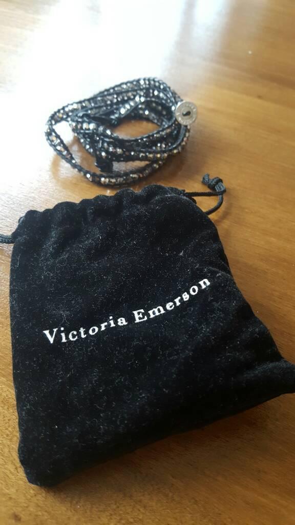 Ideal xmas gift. Victoria Emerson wrap around bracelet