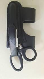 Tuff cut pouch/scissors/penlight