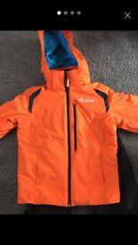 Ski jacket and bottoms