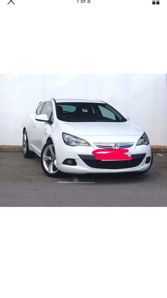 Vauxhall Astra GTC 2015 breaking  in Beeston Nottinghamshire