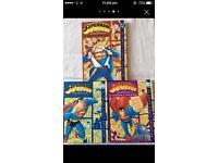 Batman / Superman DVDs