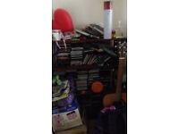 house plants, craft and garden supplies, dresses, mens jacket, bike, computer desk, lamps